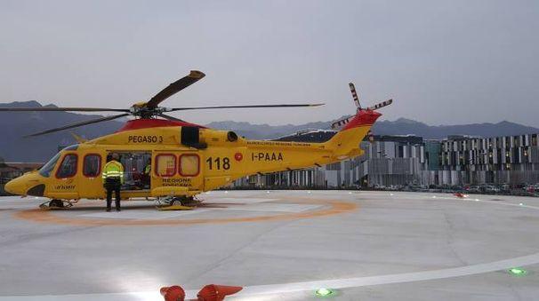 Elicottero Notte : L elicottero del potrà volare di notte fino al noa