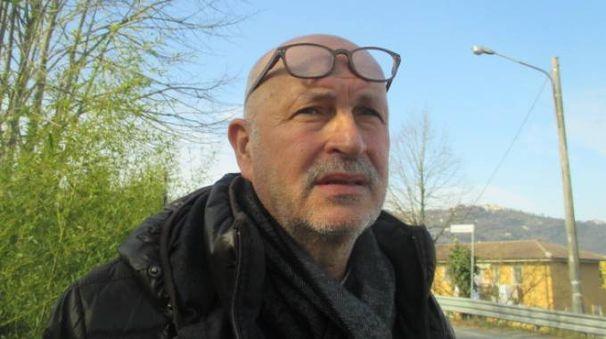L'assessore Massimo Bertoni