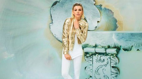 Emma Marrone testimonial di Ovs Art of Italy