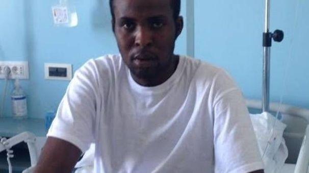 Emmanuel Nnumani, il nigeriano di 25 anni accoltellato  e investito in auto lo scorso 22 marzo a Marina centro