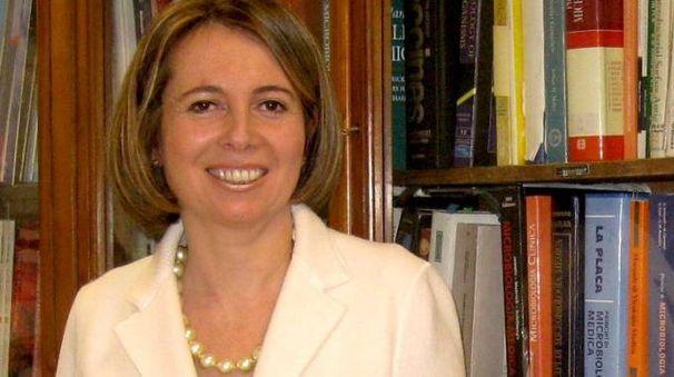 La professoressa Donata Medaglini