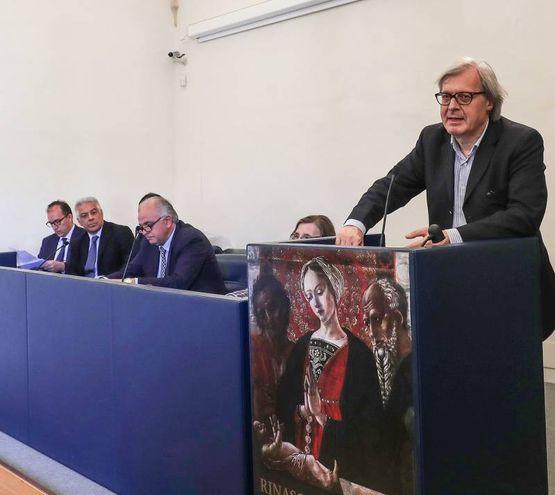 La conferenza stampa di presentazione (Fotoprint)