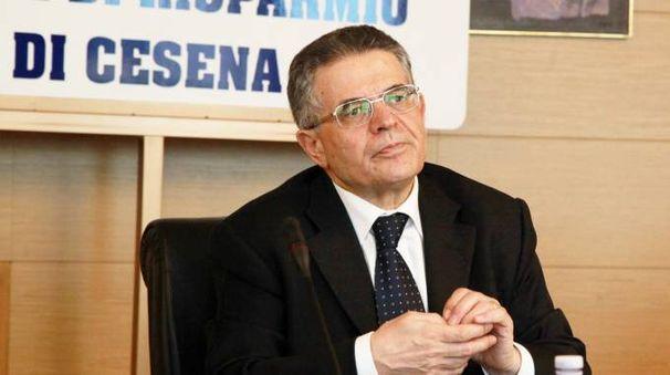 Carisp Cesena, l'ex direttore generale Adriano Gentili