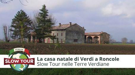 La casa natale di Verdi a Roncole