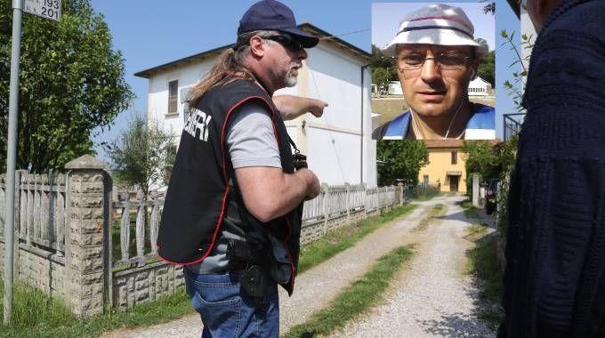 Continua la caccia al killer di Budrio (fotoSchicchi)
