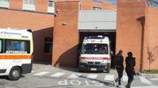 L'ospedale 'Carlo Urbani' di Jesi (foto Ferreri)