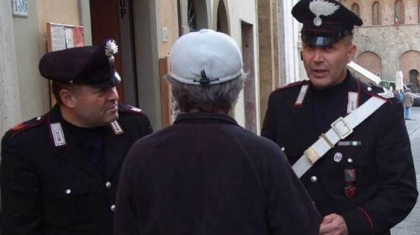 La denuncia di scomparsa è stata presentata alla stazione  dei Carabinieri di Borghetto Vara. (foto d'archivio)