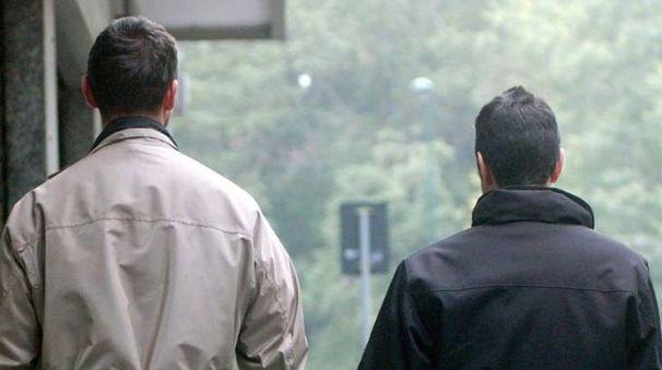 VIETATO L'ACCESSO Alla coppia gay è stato negato l'affitto di una casa
