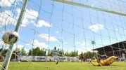 Il gol di Barilla (LaPresse)