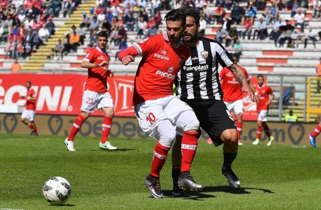 Carmine e Mengoni (foto LaPresse)