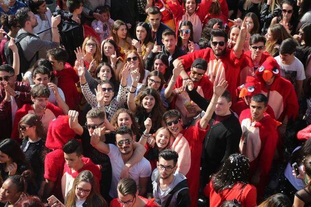 Un successo il Carnevale di Gambettola (foto Ravaglia)