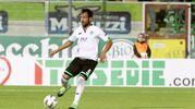 Cesena-Spezia 1-0, Laribi (foto Ravaglia)