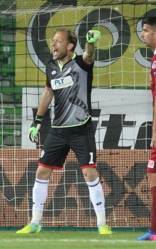 Cesena-Spezia 1-0, Agliardi (foto Ravaglia)