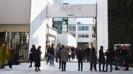 Moda, White Milano
