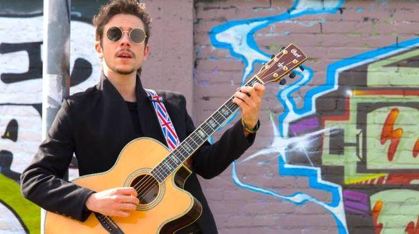 Enrico Zoni, musicista bolognese di 23 anni