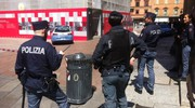 Sul posto la polizia (Schicchi)