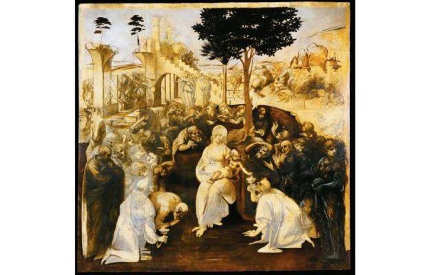 Leonardo di ser Piero, detto Leonardo da Vinci  (Anchiano, Vinci 1452 – Amboise 1519)