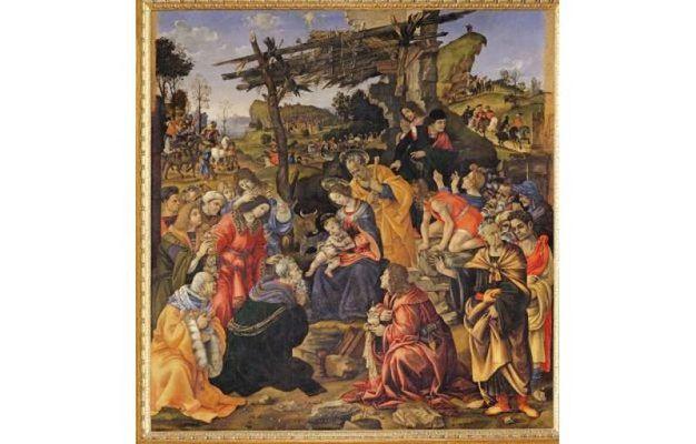 Filippino Lippi (Prato 1474 circa - Firenze 1504)