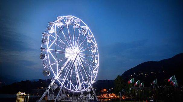 La ruota panoramica che verrà in città