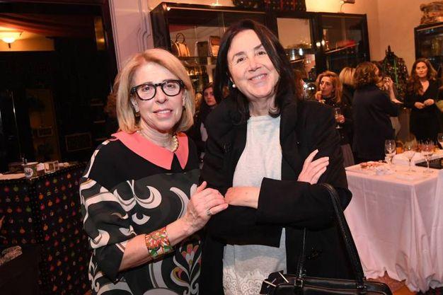 Evelina Volpini e Monica Musolesi (foto Schicchi)