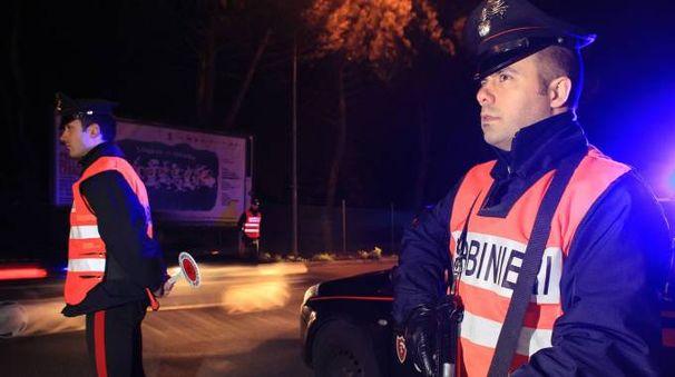 Sull'episodio indagano i carabinieri della stazione di Treia e della Compagnia di Macerata (foto d'archivio)