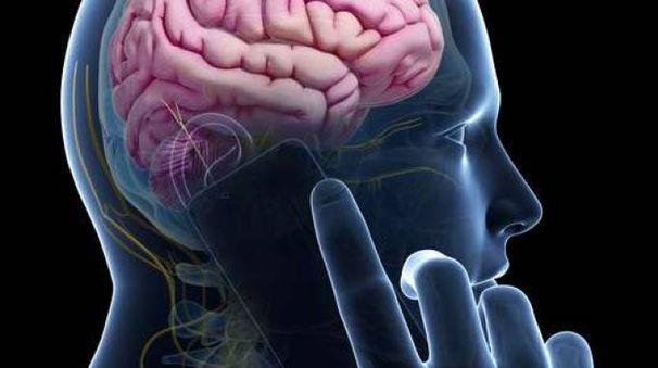 Cellulare e tumore al cervello: prima sentenza a Ivrea (foto Olycom)