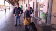 Zona offlimits ai passeggeri (FotoSchicchi)