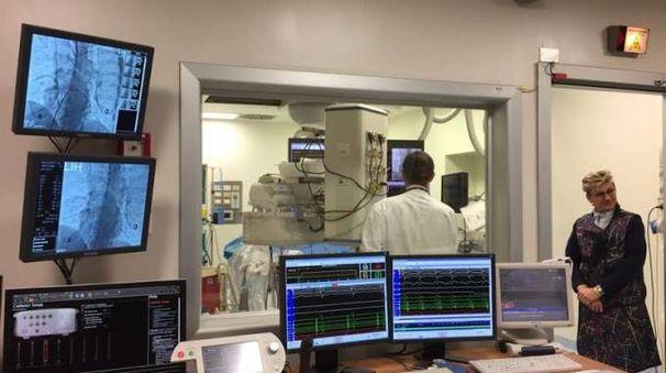 La nuova Unità di elettrofisiologia