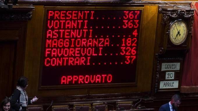 La Camera approva il testo del Ddl sul biotestamento (Ansa)