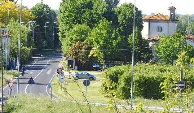 Ricerche a Passogatto di Lugo (Foto Scardovi)