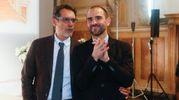 Merola e Rizzo Nervo (Foto Schicchi)