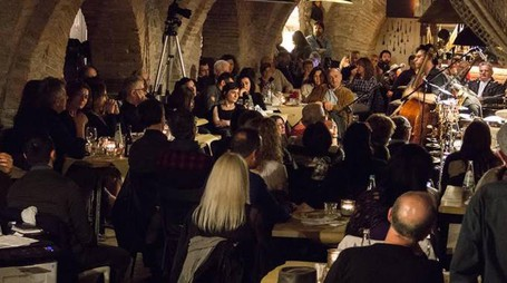 MUSICA Le memorabili serate  di jazz all'Osteria del Caicco. Pedini: «Ora non so dove andremo»