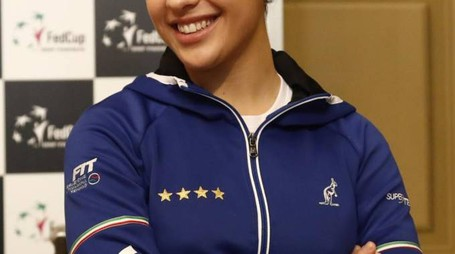 Martina Trevisan, atleta cresciuta in Valdera, guiderà la nazionale azzurra