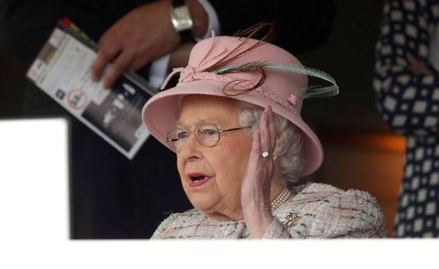 La regina oggi (Lapresse)