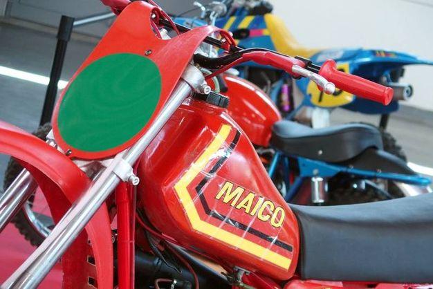 Tante marche di moto (foto Petrangeli)