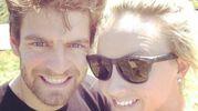 Lucy Heron, moglie di Cal Crutchlow, pilota del Team LCR Honda (Instagram)