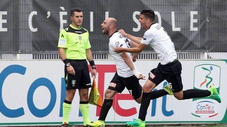 Spezia-Entella 2-0