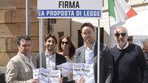 """Assessori e consiglieri comunali di Fdi Grosseto per la campagna """"Tagliabusiness"""""""