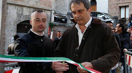 Alessandro Dolci e Roberto Fiore