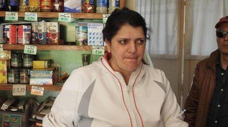 Maria Sirica, vedova di Davide Fabbri