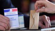 Voto in Francia (Afp)