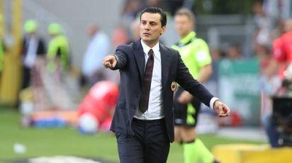 Vincenzo Montella, allenatore del Milan (Newpress)