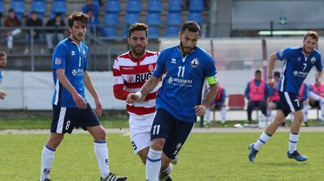Il match Scandicci-Sangiovannese (Fotocronache Germogli)