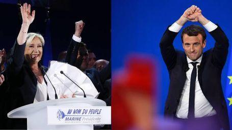 Ballottaggio Macron-Le Pen