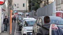 Traffico tra viale Morgagni e piazza Dalmazia (NewPressphoto)