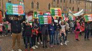 Festa in piazza (foto Fiocchi)