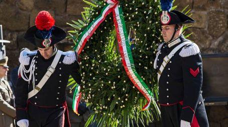 Celebrazioni per la festa della Liberazione a Roma (ImagoE)