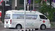 Un'ambulanza thailandese (da yotube)