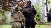 Forze speciali sulle tracce del killer Norbert Feher (foto Bp)