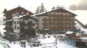Neve a Foppolo (Foto web cam Ristorante K2 di Foppolo)